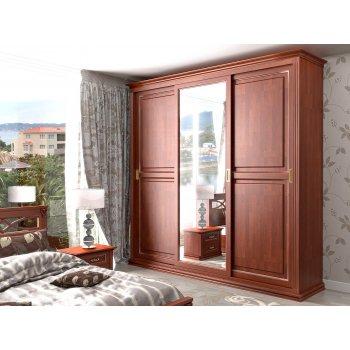 Шкаф двухстворчатый Лирона 650